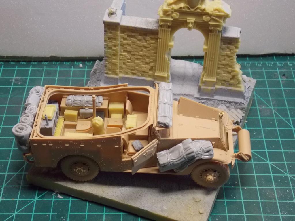 Deuxième DB à l'honneur - White Scout Car - Hobby Boss - 1/35 - Page 2 Dscn7238