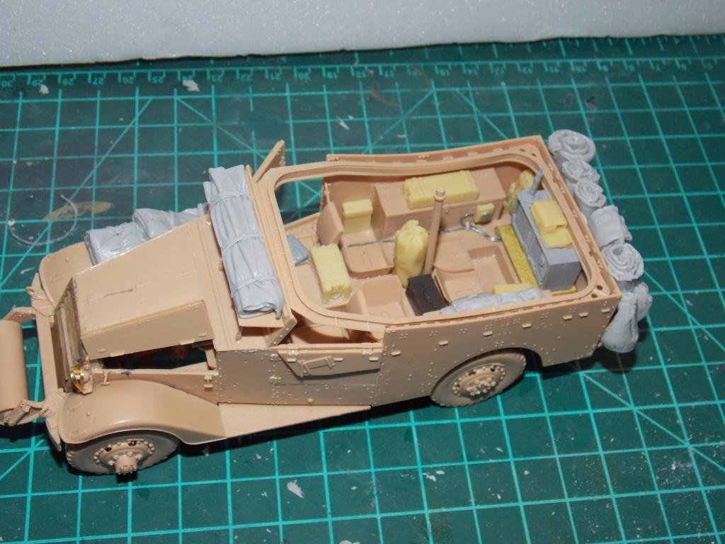 Deuxième DB à l'honneur - White Scout Car - Hobby Boss - 1/35 - Page 2 Dscn7244
