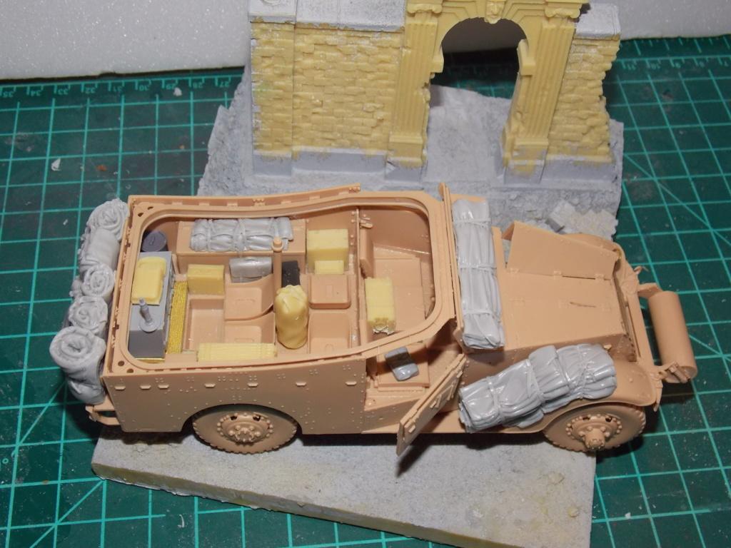 Deuxième DB à l'honneur - White Scout Car - Hobby Boss - 1/35 - Page 2 Dscn7245