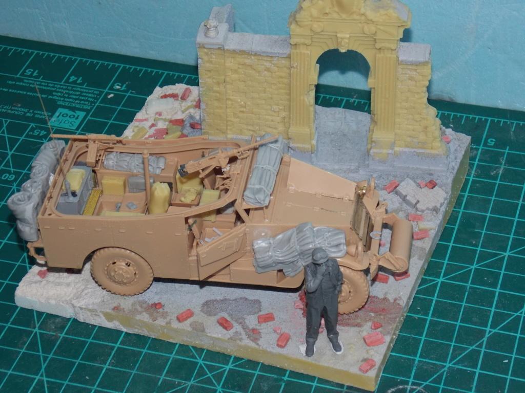 Deuxième DB à l'honneur - White Scout Car - Hobby Boss - 1/35 - Page 3 Dscn7253