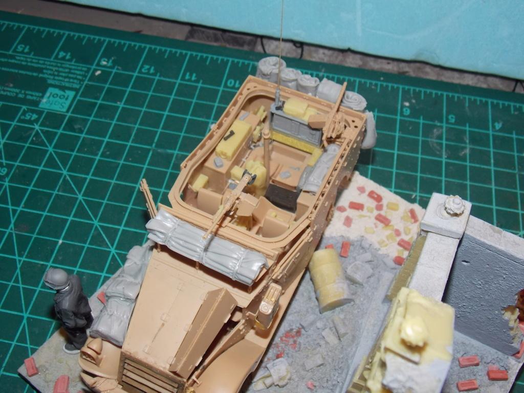Deuxième DB à l'honneur - White Scout Car - Hobby Boss - 1/35 - Page 3 Dscn7254
