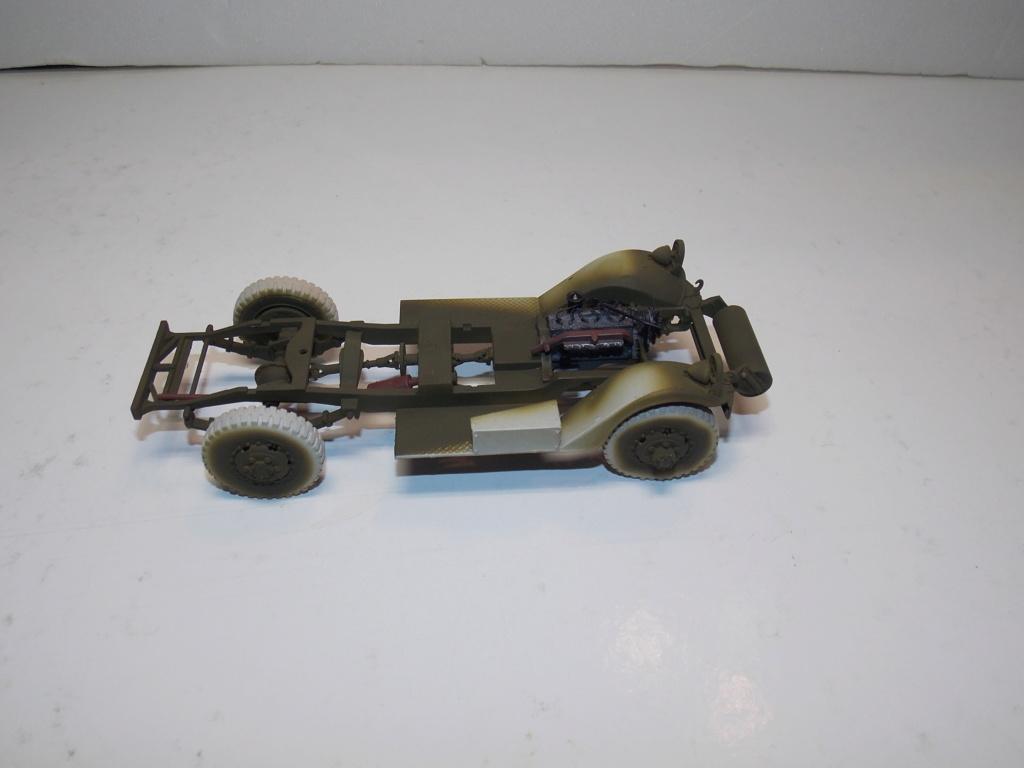 Deuxième DB à l'honneur - White Scout Car - Hobby Boss - 1/35 - Page 3 Dscn7258