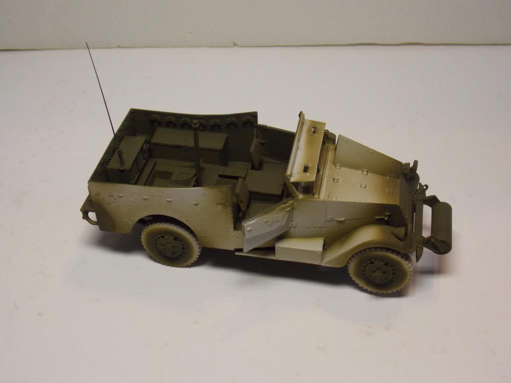 Deuxième DB à l'honneur - White Scout Car - Hobby Boss - 1/35 - Page 3 Dscn7259