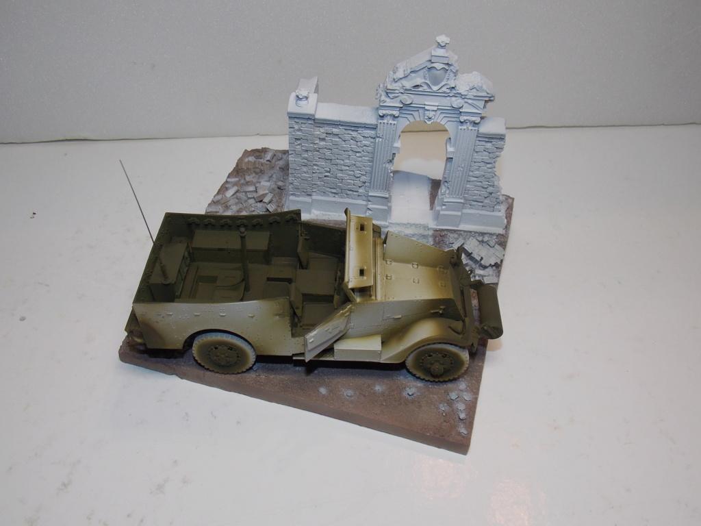 Deuxième DB à l'honneur - White Scout Car - Hobby Boss - 1/35 - Page 3 Dscn7260