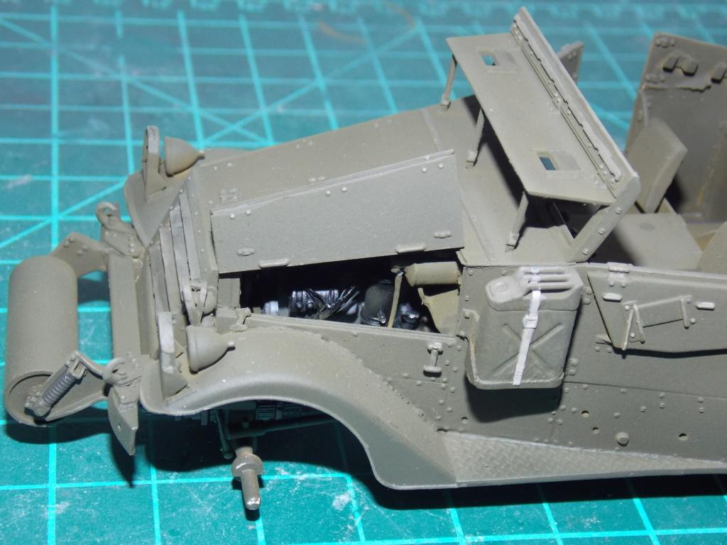Deuxième DB à l'honneur - White Scout Car - Hobby Boss - 1/35 - Page 3 Dscn7267