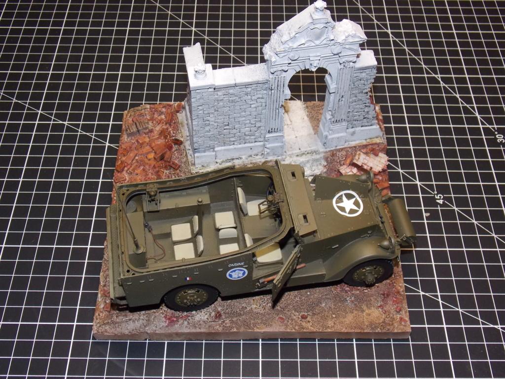 Deuxième DB à l'honneur - White Scout Car - Hobby Boss - 1/35 - Page 4 Dscn7281