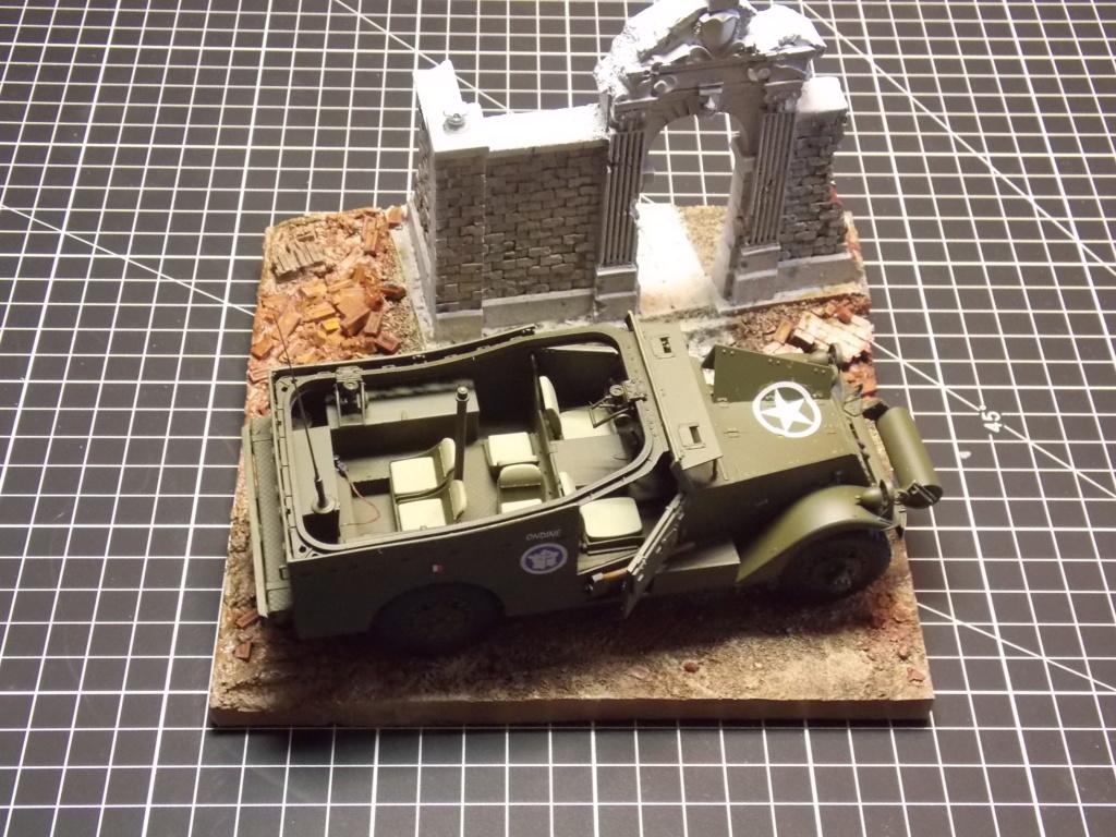 Deuxième DB à l'honneur - White Scout Car - Hobby Boss - 1/35 - Page 4 Dscn7282