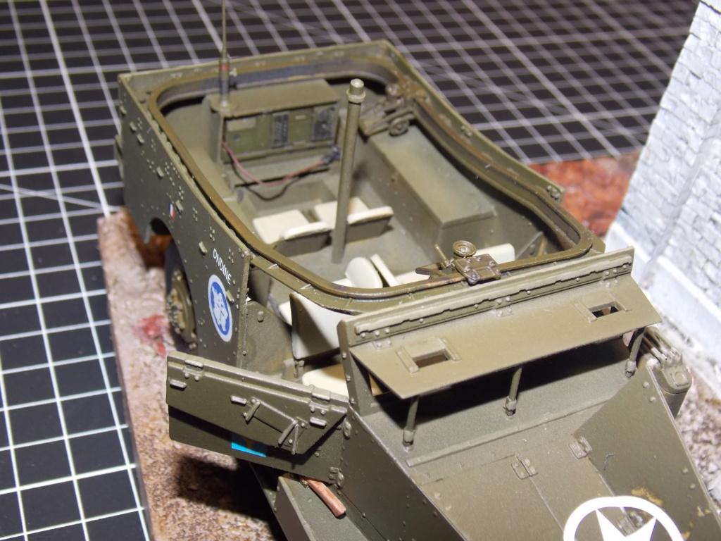 Deuxième DB à l'honneur - White Scout Car - Hobby Boss - 1/35 - Page 4 Dscn7284