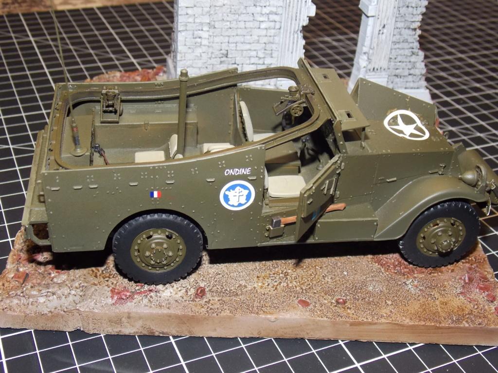 Deuxième DB à l'honneur - White Scout Car - Hobby Boss - 1/35 - Page 4 Dscn7286