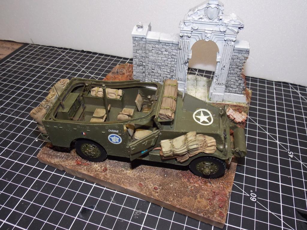 Deuxième DB à l'honneur - White Scout Car - Hobby Boss - 1/35 - Page 5 Dscn7294