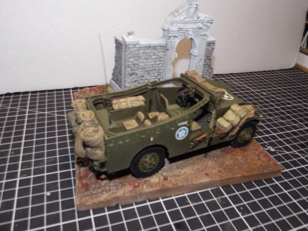 Deuxième DB à l'honneur - White Scout Car - Hobby Boss - 1/35 - Page 5 Dscn7295