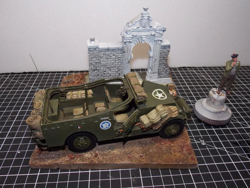 Deuxième DB à l'honneur - White Scout Car - Hobby Boss - 1/35 - Page 5 Dscn7296