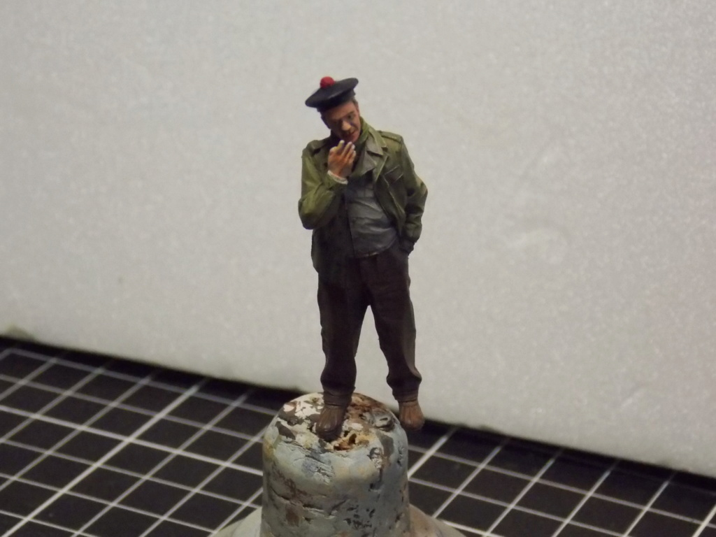 Deuxième DB à l'honneur - White Scout Car - Hobby Boss - 1/35 - Page 5 Dscn7299