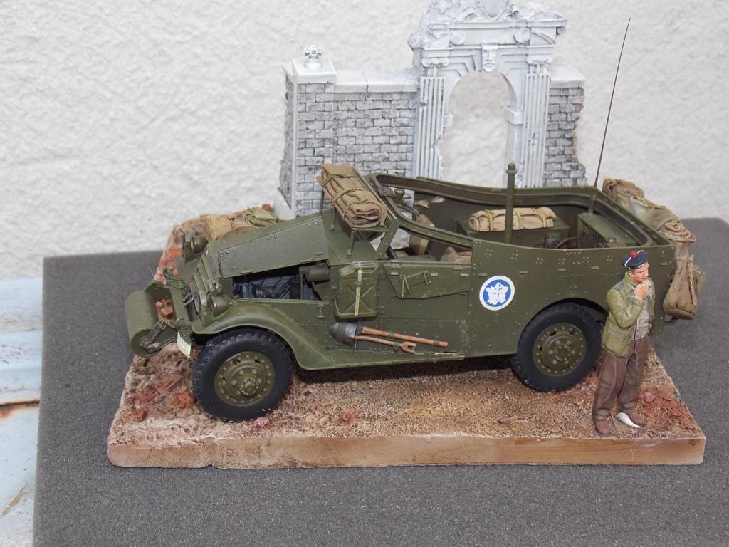 Deuxième DB à l'honneur - White Scout Car - Hobby Boss - 1/35 - Page 5 Dscn7306
