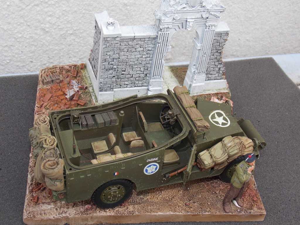 """White Scout Car """"ONDINE""""  2me DB (HOBBY BOSS 1/35) - Page 2 Dscn7307"""