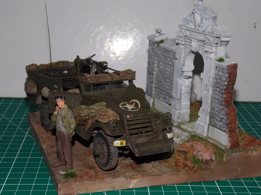"""White Scout Car """"ONDINE""""  2me DB (HOBBY BOSS 1/35) - Page 2 Dscn7312"""