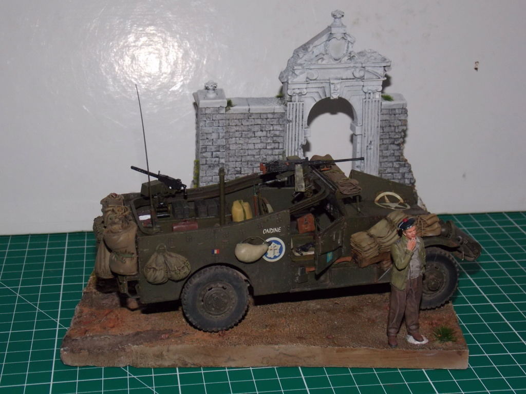 """White Scout Car """"ONDINE""""  2me DB (HOBBY BOSS 1/35) - Page 2 Dscn7314"""