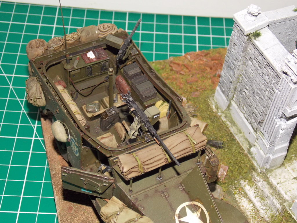 """White Scout Car """"ONDINE""""  2me DB (HOBBY BOSS 1/35) - Page 2 Dscn7316"""