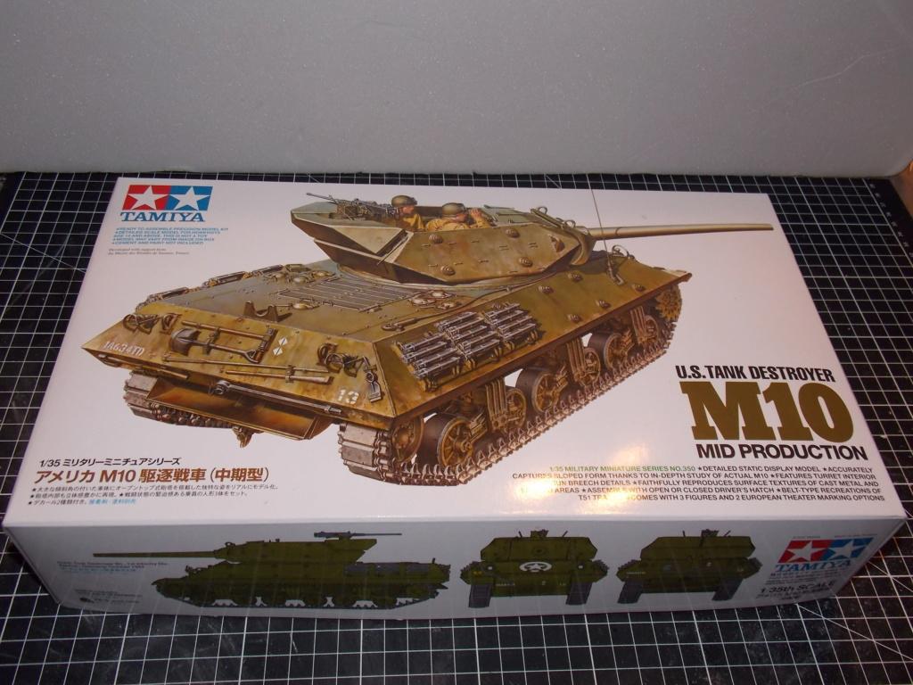 """Tank Destroyer M10 """"Le SIMOUN"""", 2ème DB - Tamiya 1/35 Dscn7336"""