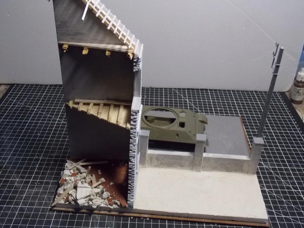 """Tank Destroyer M10 """"Le SIMOUN"""", 2ème DB - Tamiya 1/35 Dscn7337"""