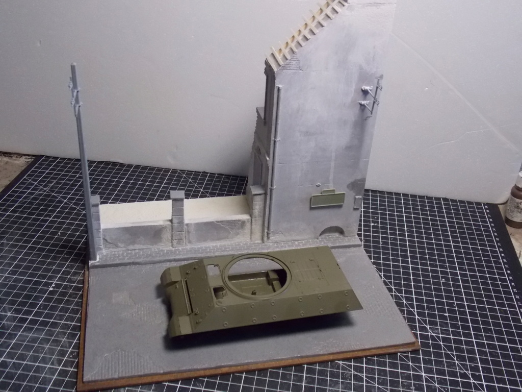 """Tank Destroyer M10 """"Le SIMOUN"""", 2ème DB - Tamiya 1/35 Dscn7338"""