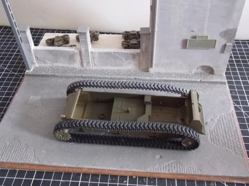 """Tank Destroyer M10 """"Le SIMOUN"""", 2ème DB - Tamiya 1/35 - Page 2 Dscn7352"""