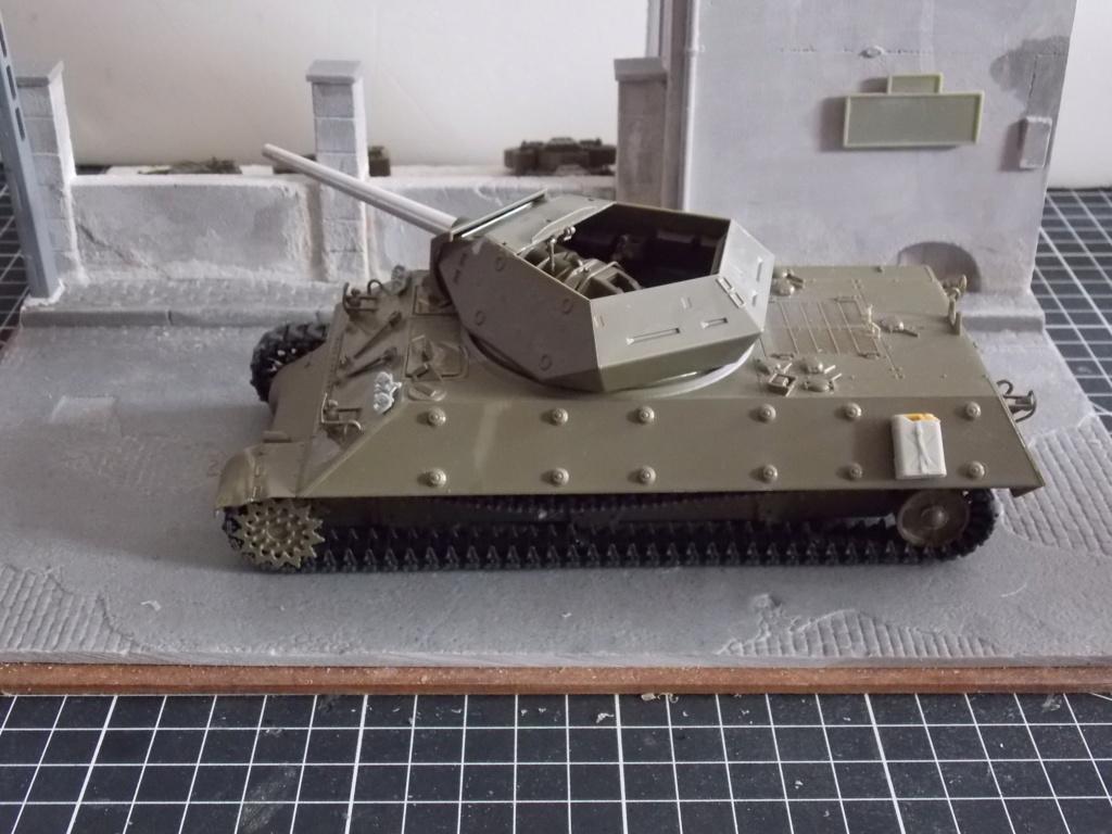 """Tank Destroyer M10 """"Le SIMOUN"""", 2ème DB - Tamiya 1/35 - Page 2 Dscn7353"""
