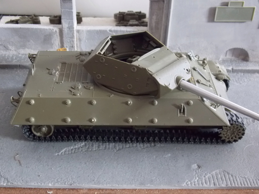 """Tank Destroyer M10 """"Le SIMOUN"""", 2ème DB - Tamiya 1/35 - Page 2 Dscn7354"""