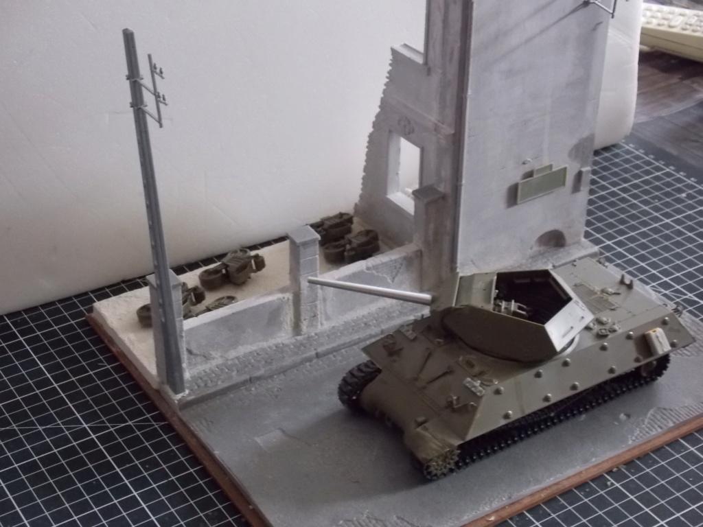 """Tank Destroyer M10 """"Le SIMOUN"""", 2ème DB - Tamiya 1/35 - Page 2 Dscn7356"""