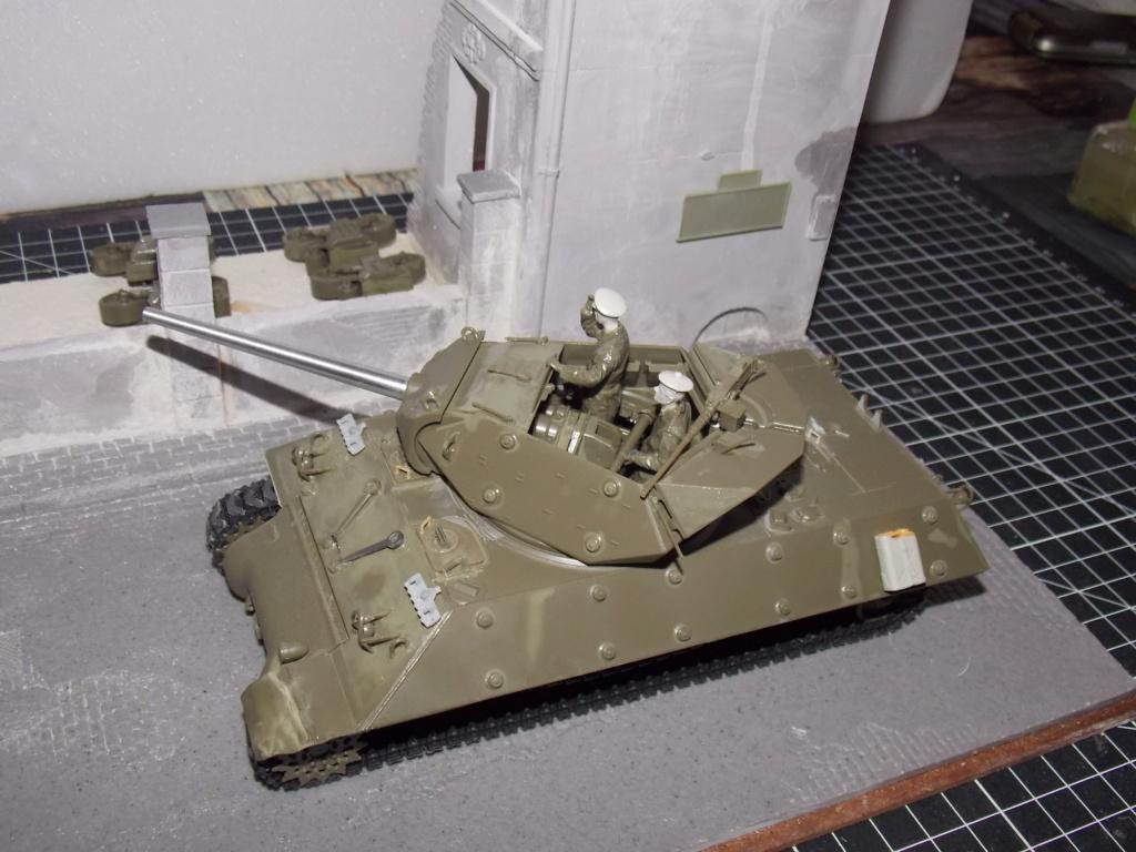 """Tank Destroyer M10 """"Le SIMOUN"""", 2ème DB - Tamiya 1/35 - Page 2 Dscn7367"""