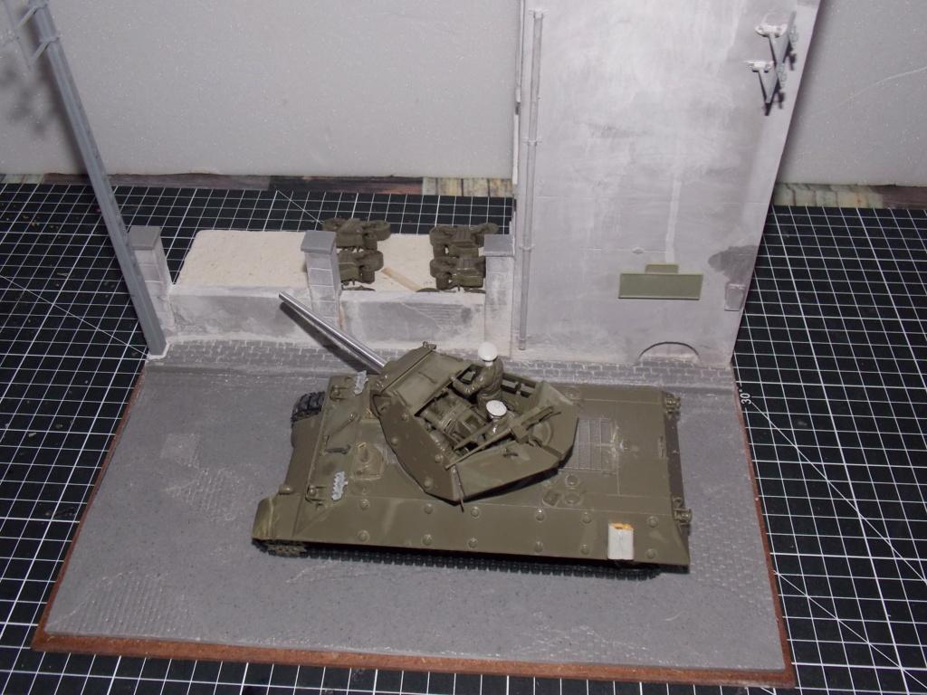 """Tank Destroyer M10 """"Le SIMOUN"""", 2ème DB - Tamiya 1/35 - Page 2 Dscn7368"""