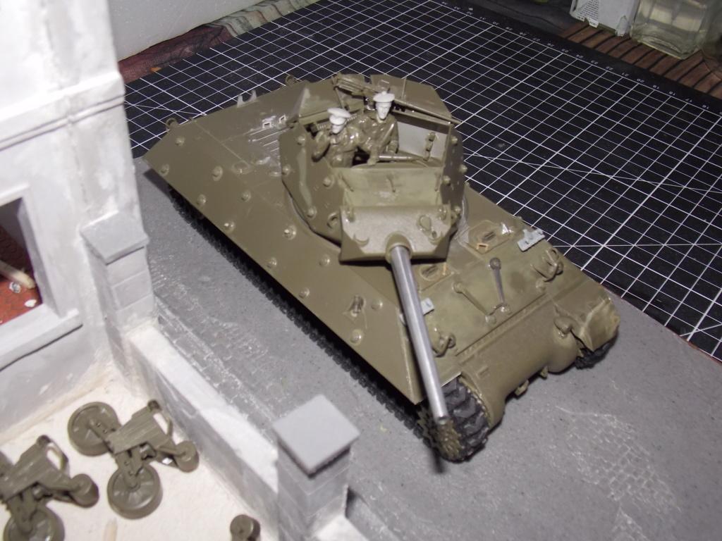 """Tank Destroyer M10 """"Le SIMOUN"""", 2ème DB - Tamiya 1/35 - Page 2 Dscn7369"""