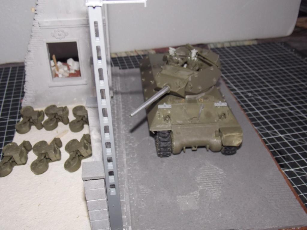 """Tank Destroyer M10 """"Le SIMOUN"""", 2ème DB - Tamiya 1/35 - Page 2 Dscn7370"""