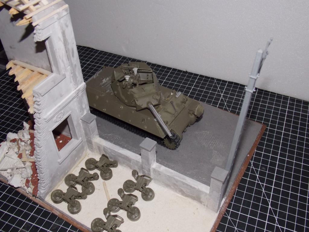 """Tank Destroyer M10 """"Le SIMOUN"""", 2ème DB - Tamiya 1/35 - Page 2 Dscn7371"""