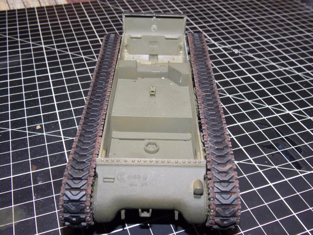 """Tank Destroyer M10 """"Le SIMOUN"""", 2ème DB - Tamiya 1/35 - Page 3 Dscn7374"""