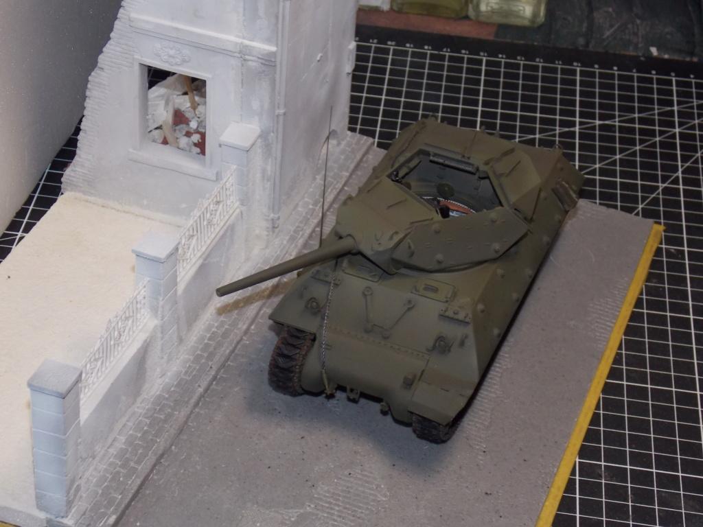 """Tank Destroyer M10 """"Le SIMOUN"""", 2ème DB - Tamiya 1/35 - Page 3 Dscn7380"""