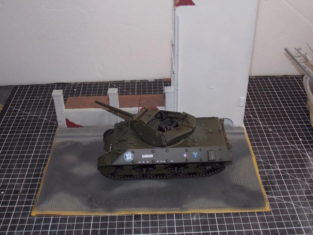 """Tank Destroyer M10 """"Le SIMOUN"""", 2ème DB - Tamiya 1/35 - Page 3 Dscn7388"""