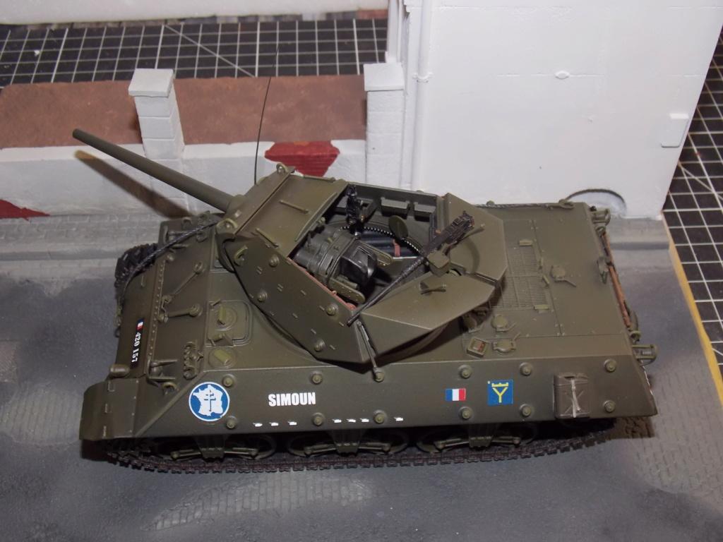 """Tank Destroyer M10 """"Le SIMOUN"""", 2ème DB - Tamiya 1/35 - Page 3 Dscn7389"""