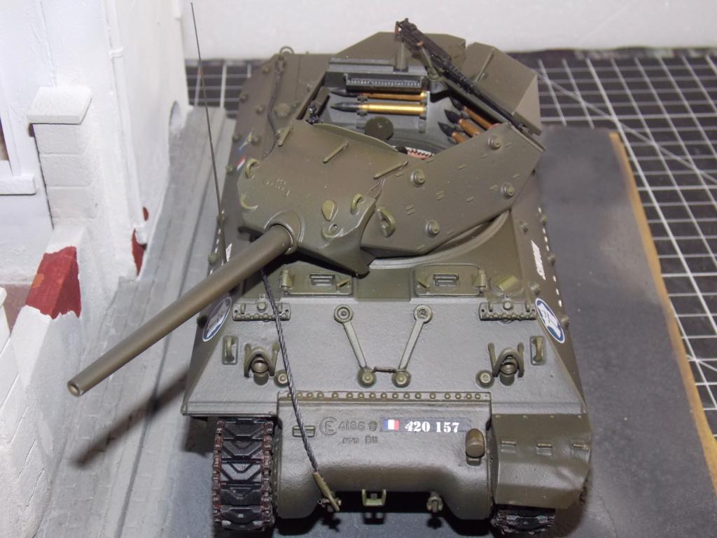 """Tank Destroyer M10 """"Le SIMOUN"""", 2ème DB - Tamiya 1/35 - Page 3 Dscn7390"""