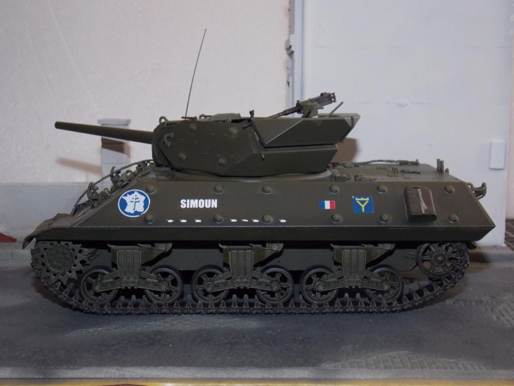 """Tank Destroyer M10 """"Le SIMOUN"""", 2ème DB - Tamiya 1/35 - Page 3 Dscn7391"""