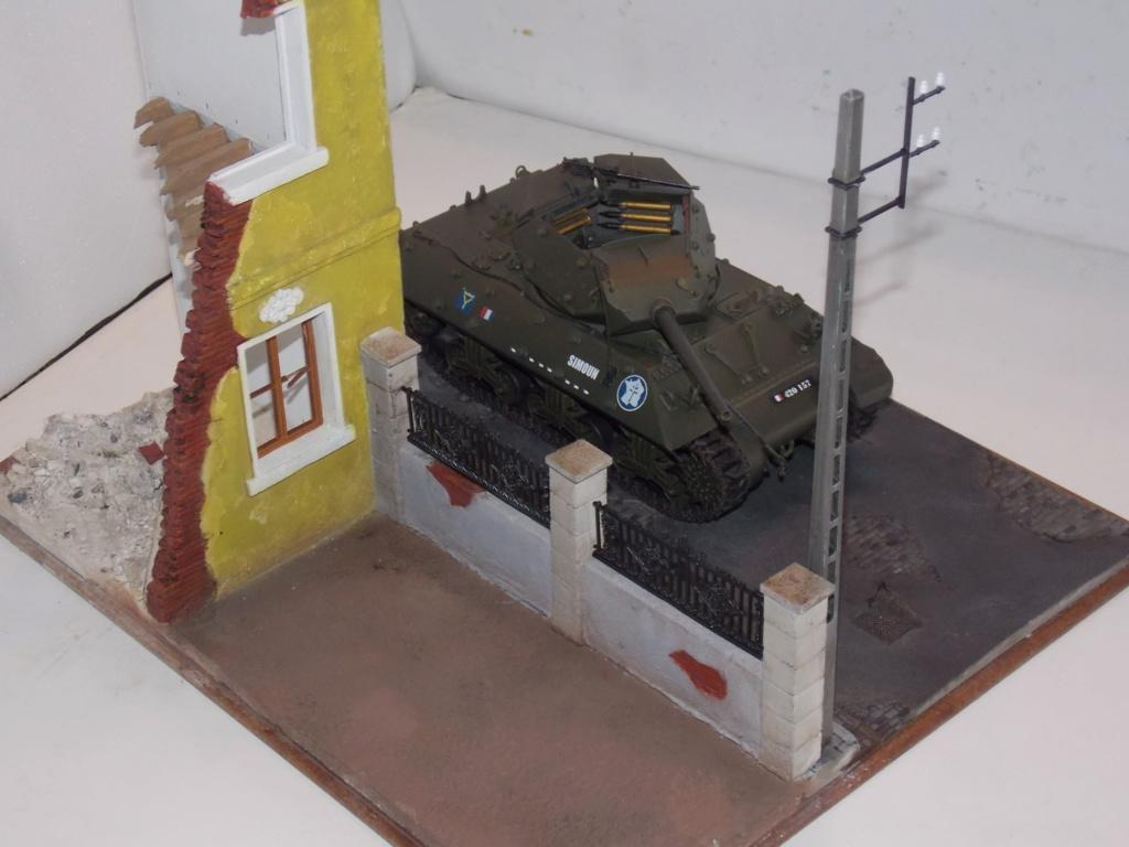 """Tank Destroyer M10 """"Le SIMOUN"""", 2ème DB - Tamiya 1/35 - Page 4 Dscn7395"""