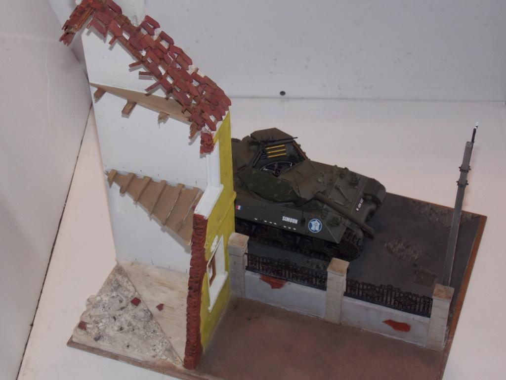 """Tank Destroyer M10 """"Le SIMOUN"""", 2ème DB - Tamiya 1/35 - Page 4 Dscn7396"""