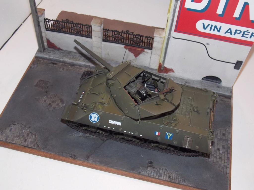"""Tank Destroyer M10 """"Le SIMOUN"""", 2ème DB - Tamiya 1/35 - Page 4 Dscn7398"""