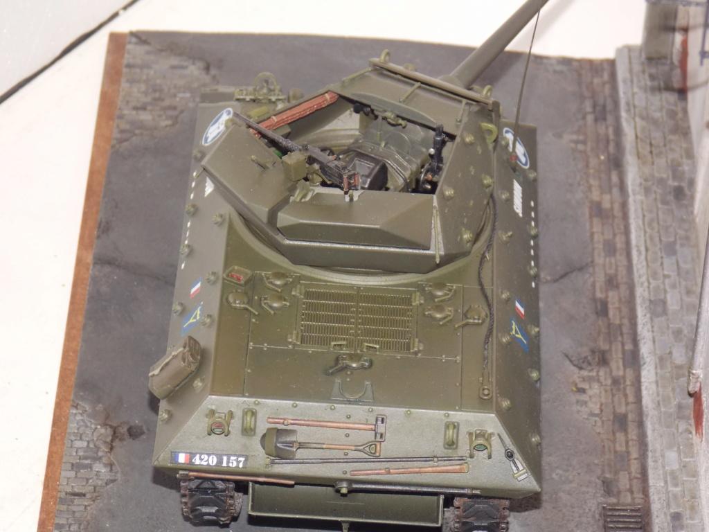 """Tank Destroyer M10 """"Le SIMOUN"""", 2ème DB - Tamiya 1/35 - Page 4 Dscn7399"""
