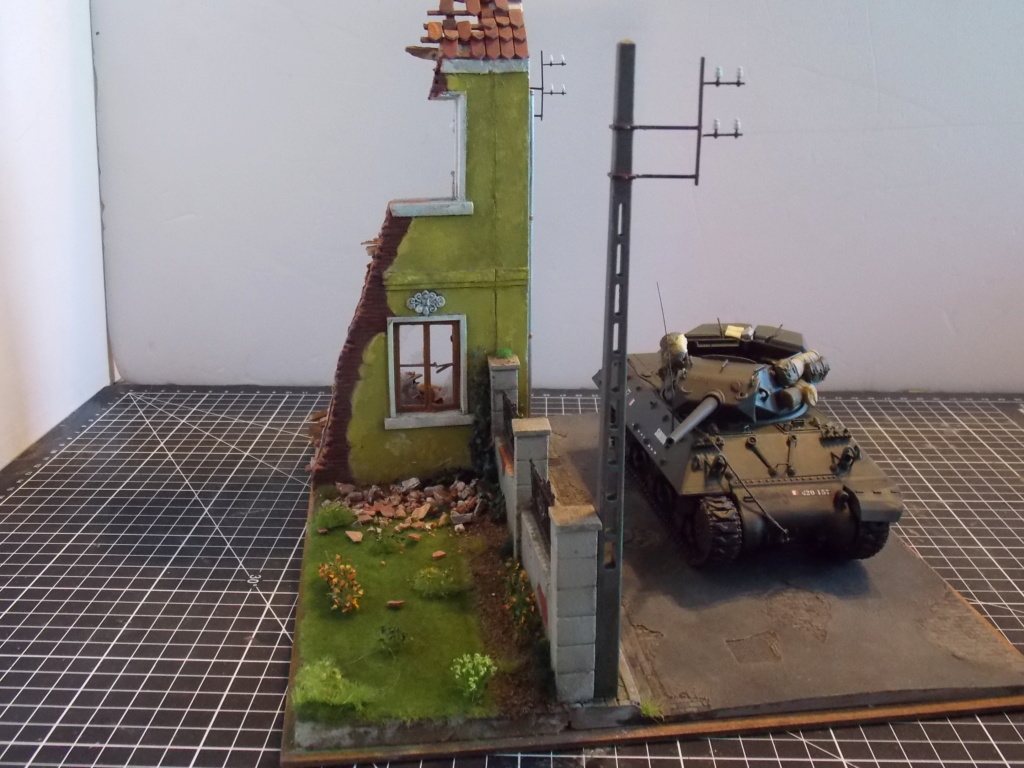 """Tank Destroyer M10 """"Le SIMOUN"""", 2ème DB - Tamiya 1/35 - Page 4 Dscn7420"""