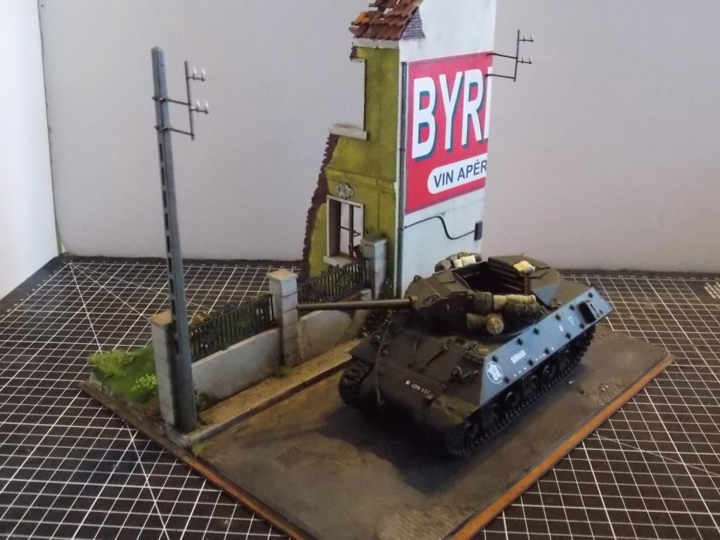 """Tank Destroyer M10 """"Le SIMOUN"""", 2ème DB - Tamiya 1/35 - Page 4 Dscn7421"""