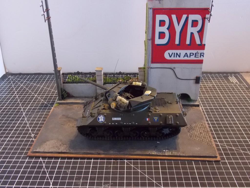"""Tank Destroyer M10 """"Le SIMOUN"""", 2ème DB - Tamiya 1/35 - Page 4 Dscn7422"""