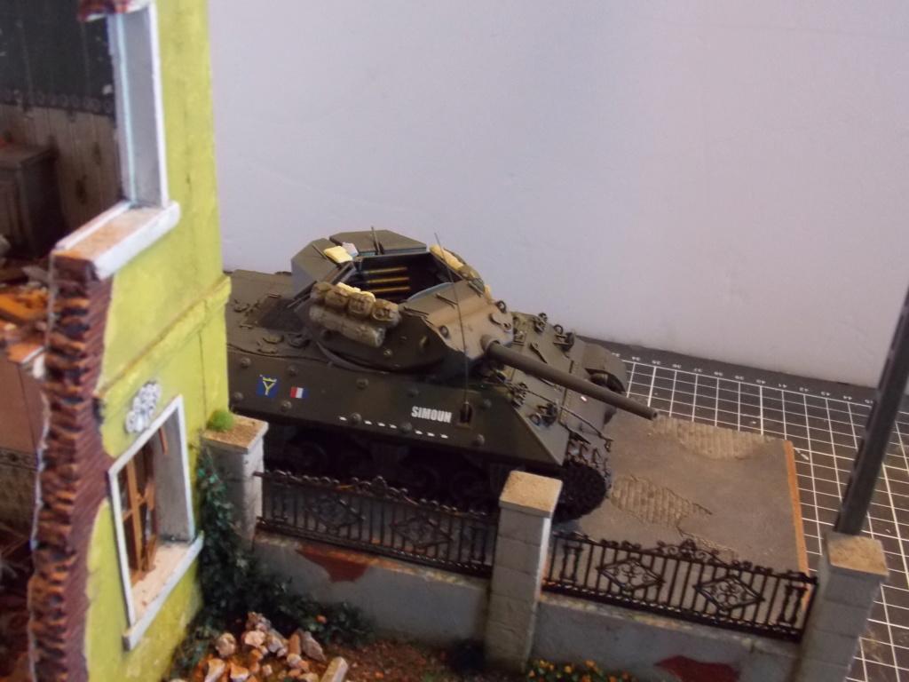 """Tank Destroyer M10 """"Le SIMOUN"""", 2ème DB - Tamiya 1/35 - Page 4 Dscn7426"""