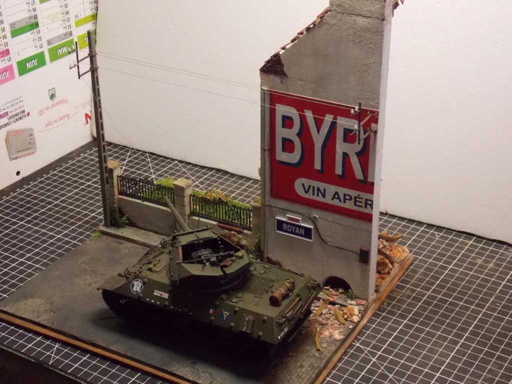 """Tank Destroyer M10 """"Le SIMOUN"""", 2ème DB - Tamiya 1/35 - Page 5 Dscn7451"""