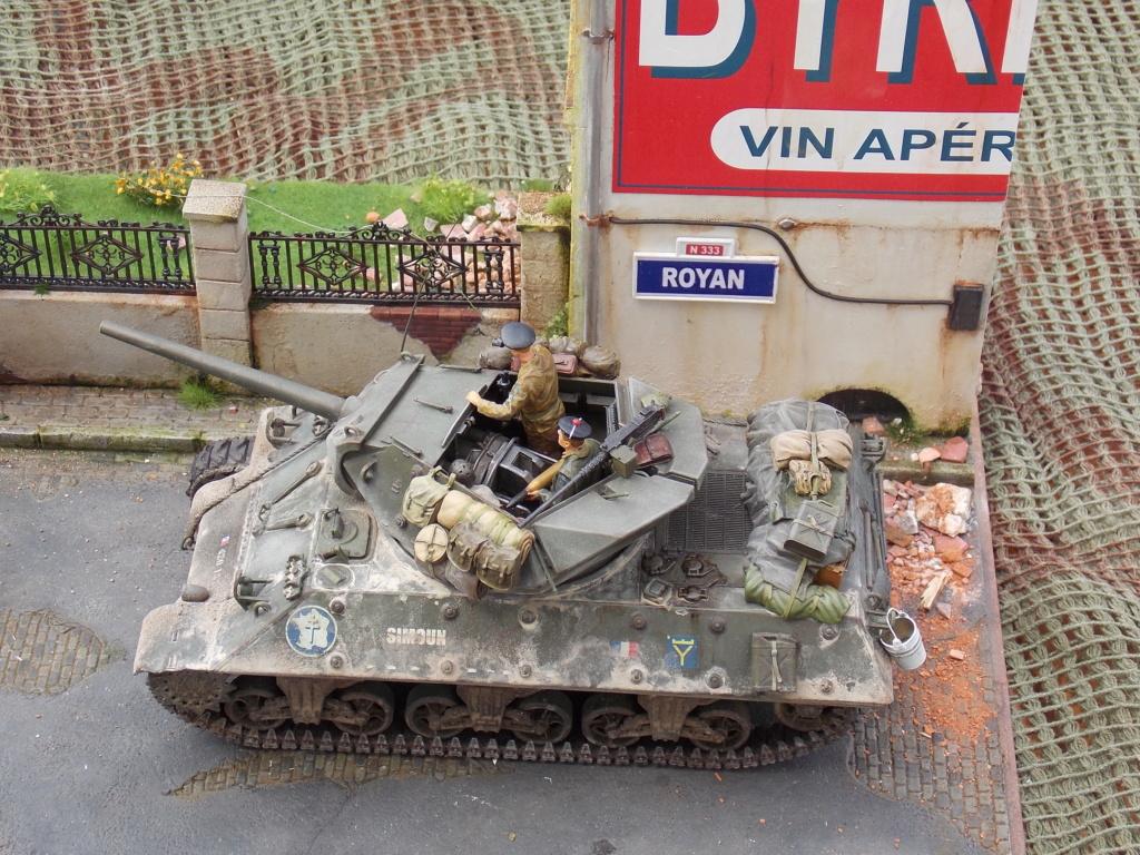 """Tank Destroyer M10 """"Le SIMOUN"""", 2ème DB - Tamiya 1/35 - Page 6 Dscn7457"""